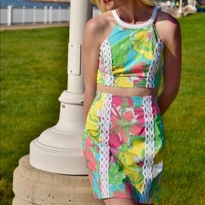 Lilly Pulitzer Vanna Set in Big Flirt